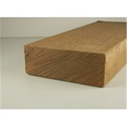 45X125 MM RED BALAU PLANKE - GLAT/GLAT 2.sort.