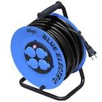 BLUE ELECT KABELTROMLE M/JORD - 40 M 3X1,5M2 NEOPREN *TILBUD*