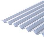 PLASTMO TRAPEZ TAGPLADE PVC - ECOLITE BLÅ 109X420CM