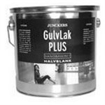 JUNCKERS ULTRA MAT GULVLAK - 2.50 LTR VANDBAS. GLANS 10