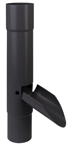 PLASTMO VANDUDVISER M/KLAP - GRAFIT  75MM (VT)