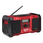 MILWAUKEE RADIO 18V - M18 JSR DAB+-0 *NT-PRIS*
