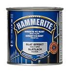 HAMMERITE GLAT-EFFEKT SØLV - 250ML