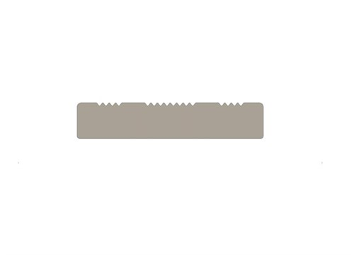 FT TERRASSEBRÆDDER 32X150 (VT) - BRUN,IMP.NTR AB RILLET SIDE OP