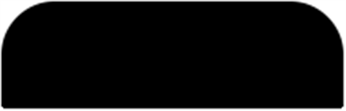5 x 16 mm Ask  (KL) - Forkantl. m. 2 rundinger