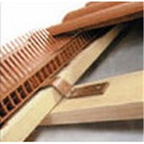 JACOBI FUGLEGITTER PVC-FRI - M/UDLUFTNING SORT 55MMX1M