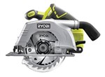 RYOBI RUNDSAV R18CS-0 (VT) - UDEN BATTERI & LADER *NT-PRIS*