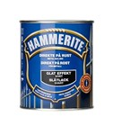 HAMMERITE GLAT-EFFEKT SORT - 750ML