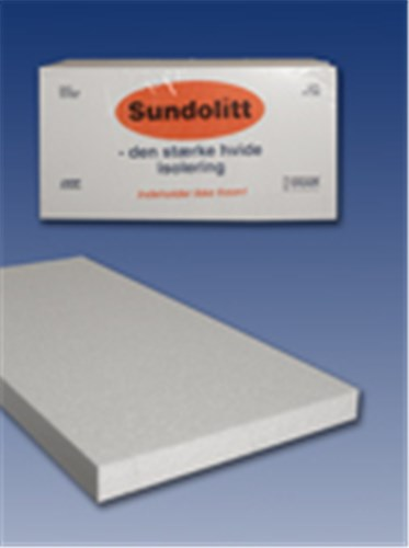 SUNDOLITT S80 25X600X1200MM - PK/14,40 M2=20 PL. (VT) *NT-PR