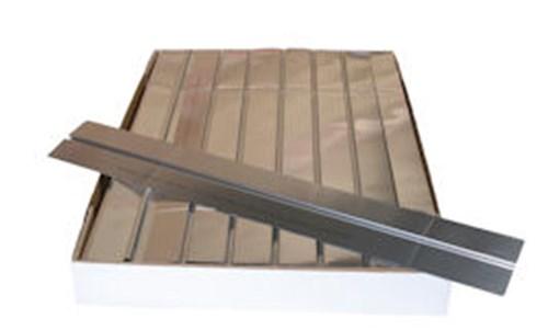 DLH VARMEFORDELINGSPL M/1 SPOR - T/20 MM SLANGE 280X1150X0,5MM