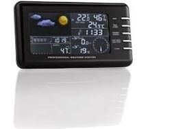 Termometer og vejrstationer