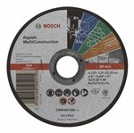 BOSCH UNIVERSAL SKÆRESKIVE - 125 MM MULTICONSTRUCTION