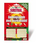 SUBSTRAL GØDNINGSPINDE INSEKT - SB/10 STK (VT) *NT-PRIS*