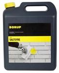 BORUP SALTSYRE 30% - 5 LTR