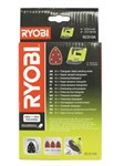 RYOBI DELTASLIBEPAPIR SCS10A - 10 X ASS T/DELTASLIBER R18PS-0