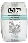 LIP FUGE/PUDSEMØRTEL 0-2 MM - 25KG