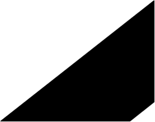 22 x 28 mm Mahogni - Fejeliste