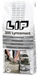 LIP 205 LYNCEMENT - GRÅ  PS/5 KG